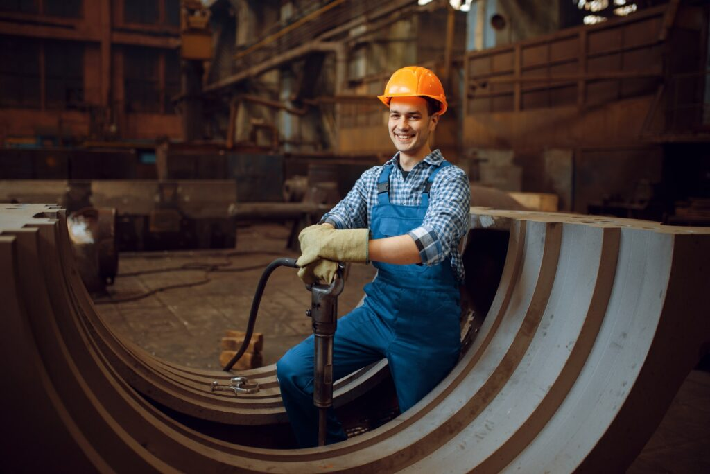 skilled worker