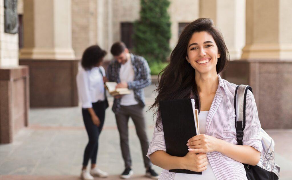 Student loans concept
