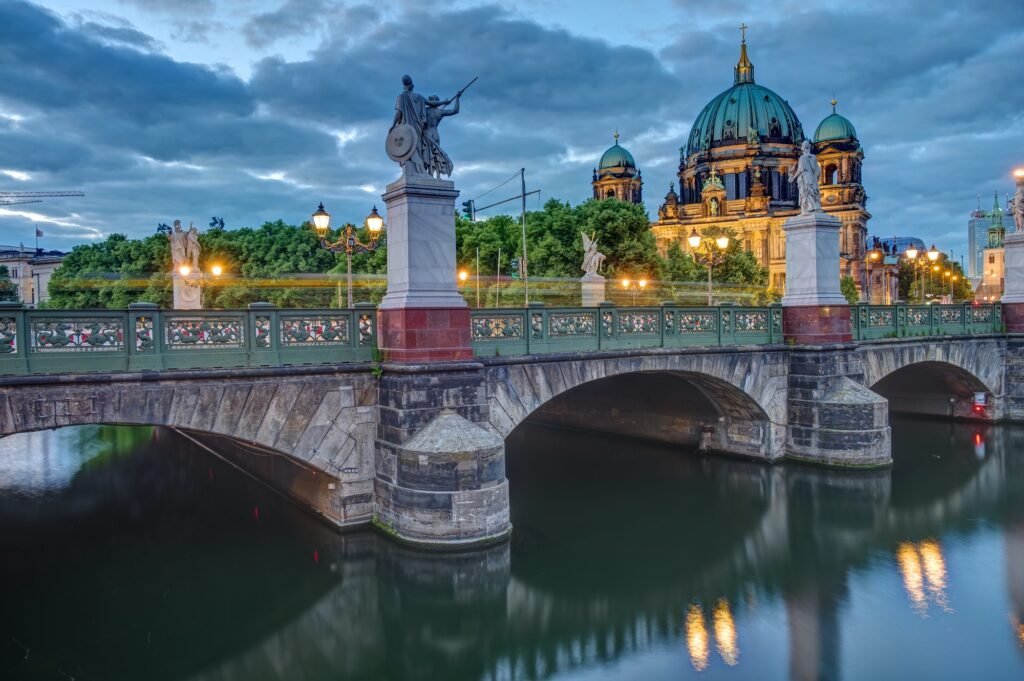 German language course in Germany